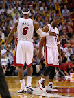 lebron james nba 130104 mia vs chi 10 King James Debuts LBJ X Portland PE But Ends Scoring Streak