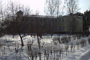 Клуб - зима