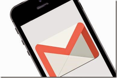 gmail icon en iphone5