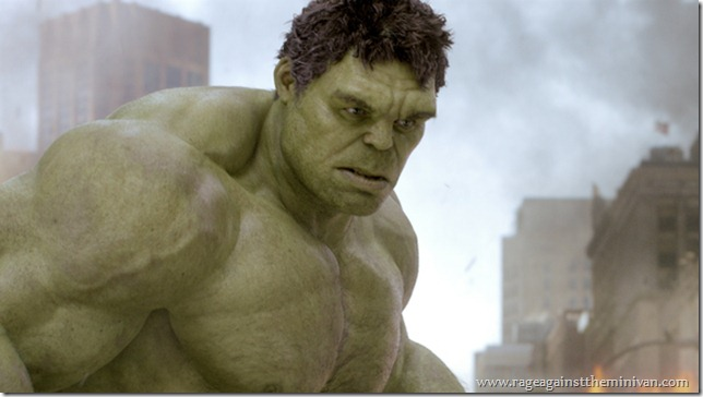 the hulk the avengers mark ruffalo
