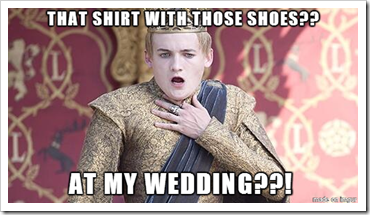joffrey baratheon death meme