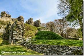 Dundrum Castle - Irlanda do Norte (2)