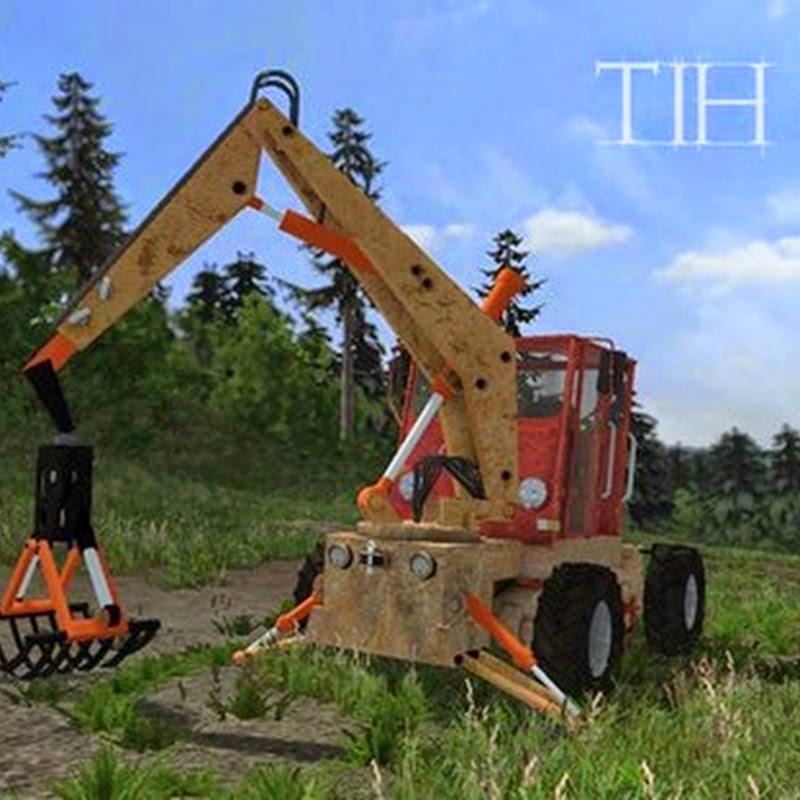 Farming simulator 2013 - Tih 445 v 1.0