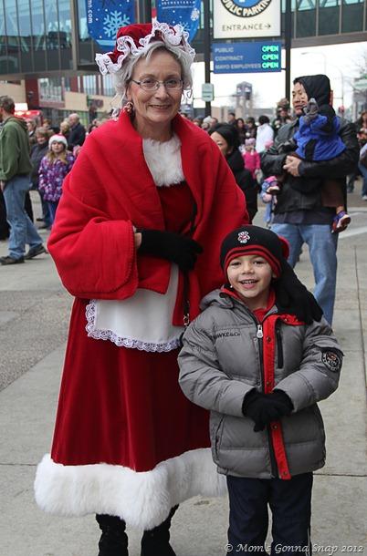 Santa's Arrival (2)