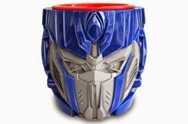 Copo 2 - Transformers - Páscoa 2015