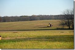 tractor in field 2
