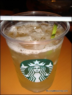 COOL LIME STARBUCKS REFRESHERS