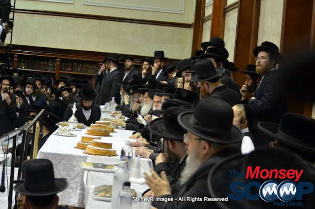 Lechaim For Daughter Of Satmar Rov Of Monsey - DSC_0208.JPG