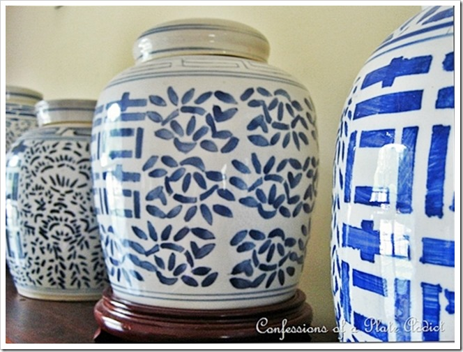 CONFESSIONS OF A PLATE ADDICT Double Happiness Jars