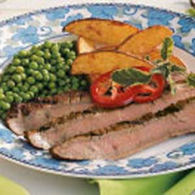Favorite Grilled Flank Steak