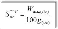 Formula de solubilidad