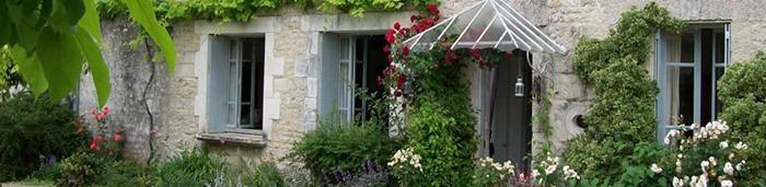 Shabby and charme una casa colonica nella campagna francese for Una storia piani di casa di campagna francese