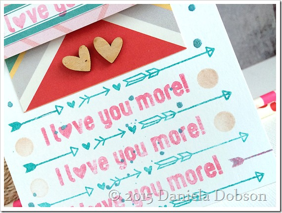Love you more close by Daniela Dobson