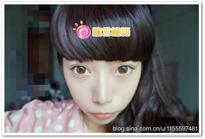 日本ROYAL VISION隱形眼鏡-Macaron馬卡龍咖14