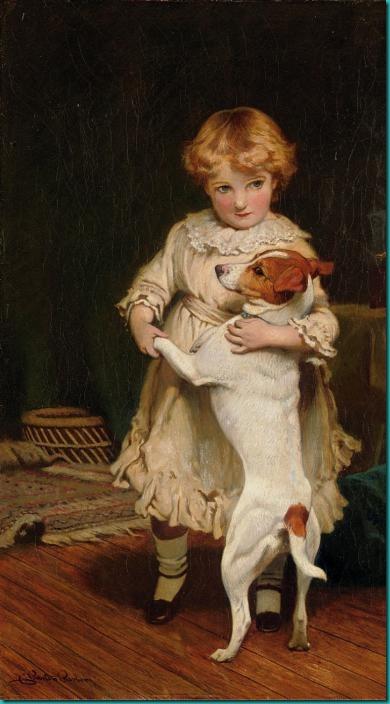 niños y animales (5)