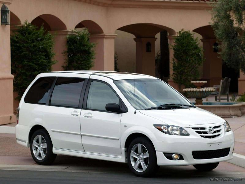 2000 mazda mpv minivan specifications pictures prices. Black Bedroom Furniture Sets. Home Design Ideas