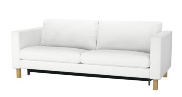 karlstad sofa bed with storage