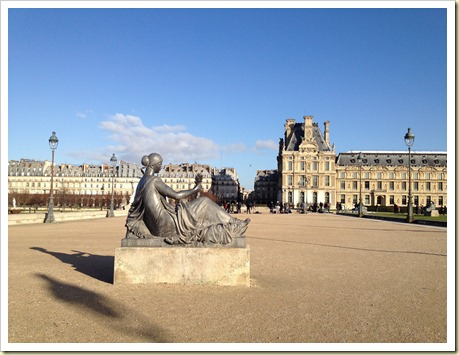 near tuileries