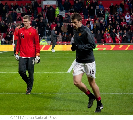 'Manchester - Old Trafford - Manchester United vs Crawley Town' photo (c) 2011, Andrea Sartorati - license: http://creativecommons.org/licenses/by/2.0/