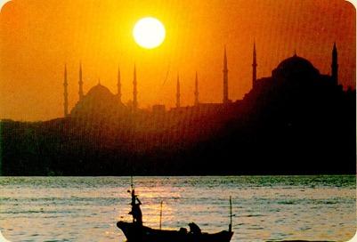 istanbulu gördüm