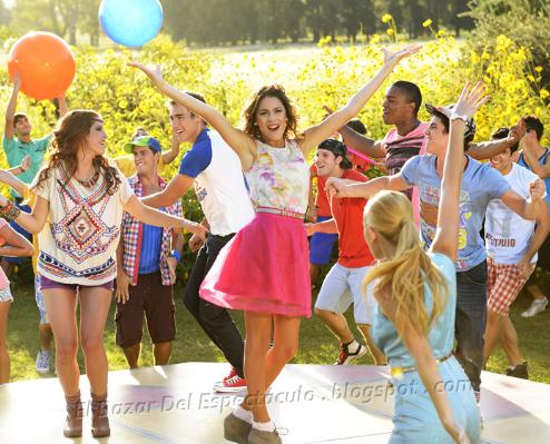 Hoy Somos Más, el video musical de Violetta que anticipa el estreno ...