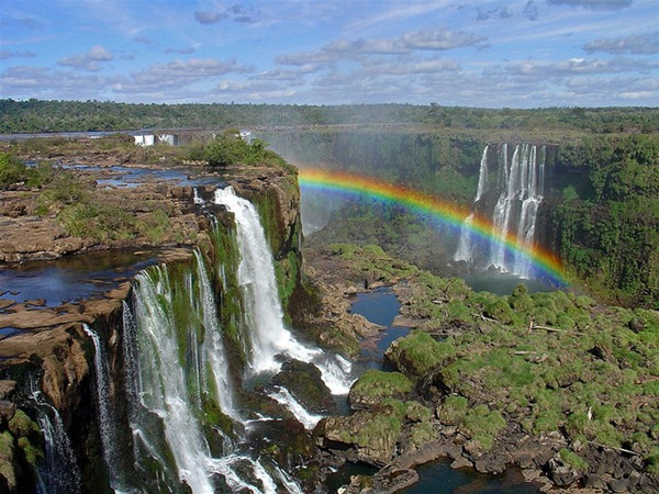 Iguazu Iguacu falls 9