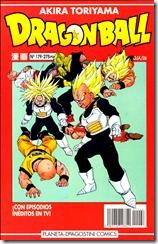 P00168 - Dragon Ball Nº179 por Rod