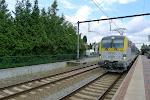Belgian train