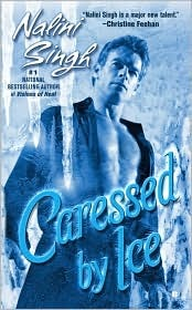 caressed by ice cover