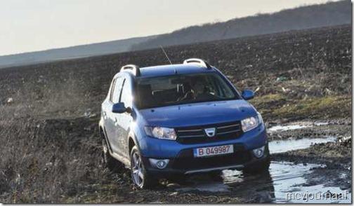 Test Dacia Sandero Stepway 09