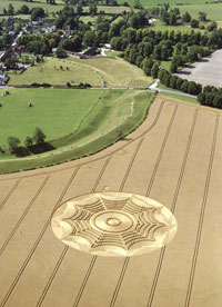 Crop Circles sacred formations