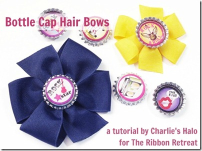 Bottle-Cap-Hair-Bows