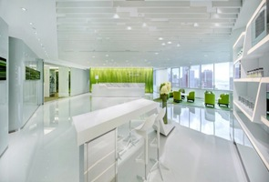 Neo derm interior by beige design