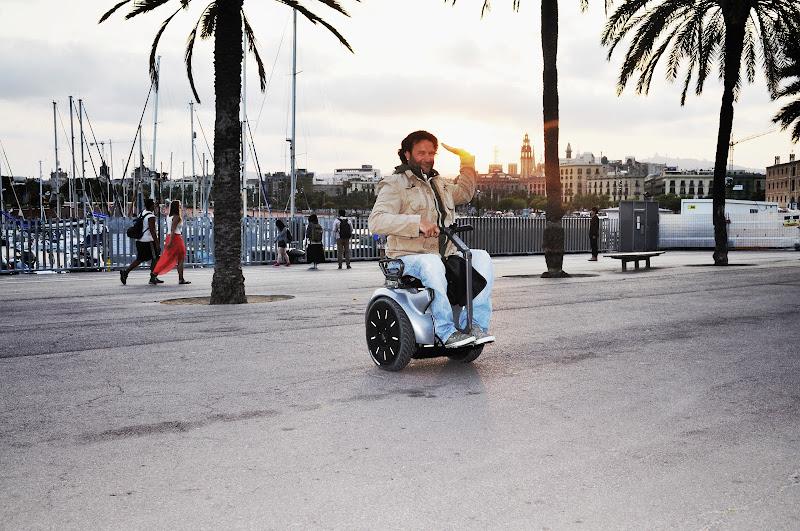 Genny in Spagna  - Madrid e Barcellona