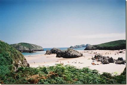 Playa de Borizu-a