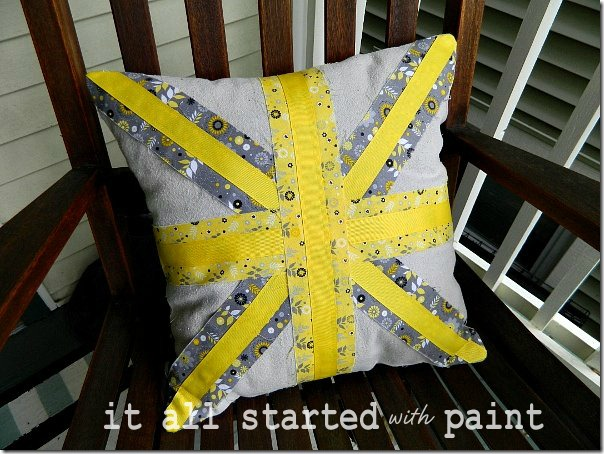 union_jack_gray_yellow_white_drop_cloth_pillow