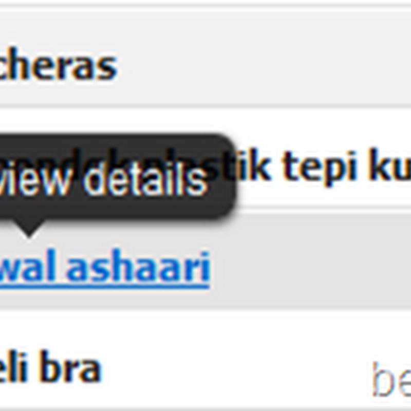 Zakar Awal Ashaari eh ?