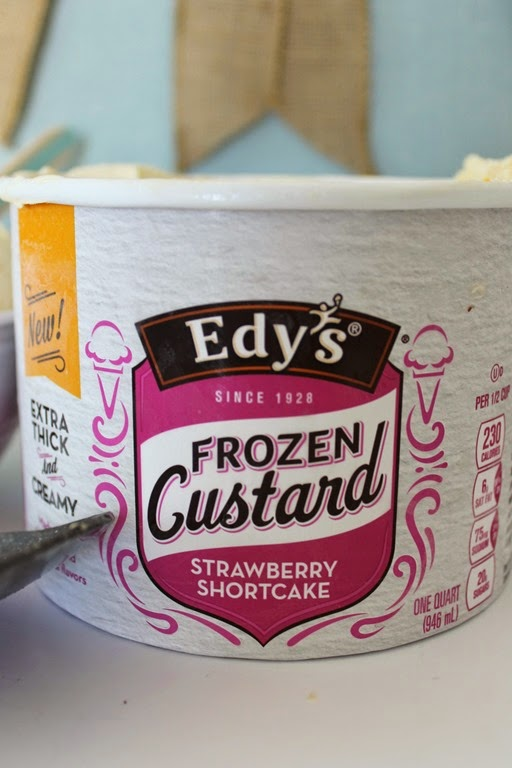Edy's Frozen Custard new at Walmart