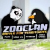 Backyardigans e Pinguin vs Panda