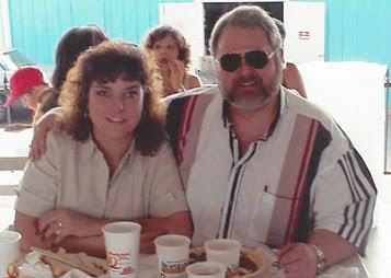 Tina & Randy Memorial Weekend 1999