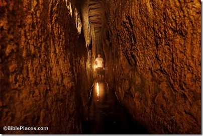 Hezekiah's Tunnel, tb110705559