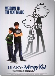 Diary of a Wimpy Kid Roger Rules