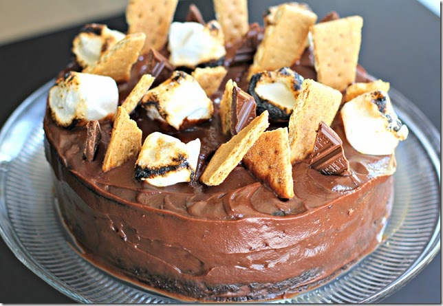 S'mores Cake2