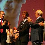 La médaille de la ville pour l'acteur Ricardo Darin président du jury du festival