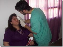 Encuentro sobre detección del glaucoma en Santa Teresita