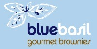 2012424141142Bluebasil brownie logo on blue background