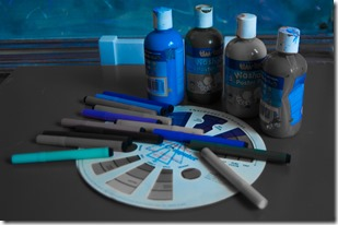 onOne Hand Tinting-Blue
