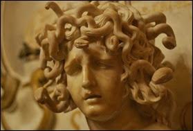 Medusa (Museos Capitolinos, Roma)
