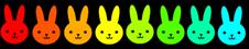 divisori coniglietti