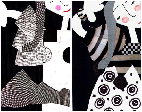Preto e branco 3